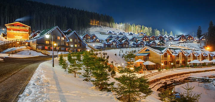 Taxi from Lviv to Bukovel for ONLY 109 US Dollars