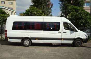 odessa taxi service with english speaking drivers minibus with driver in. Black Bedroom Furniture Sets. Home Design Ideas