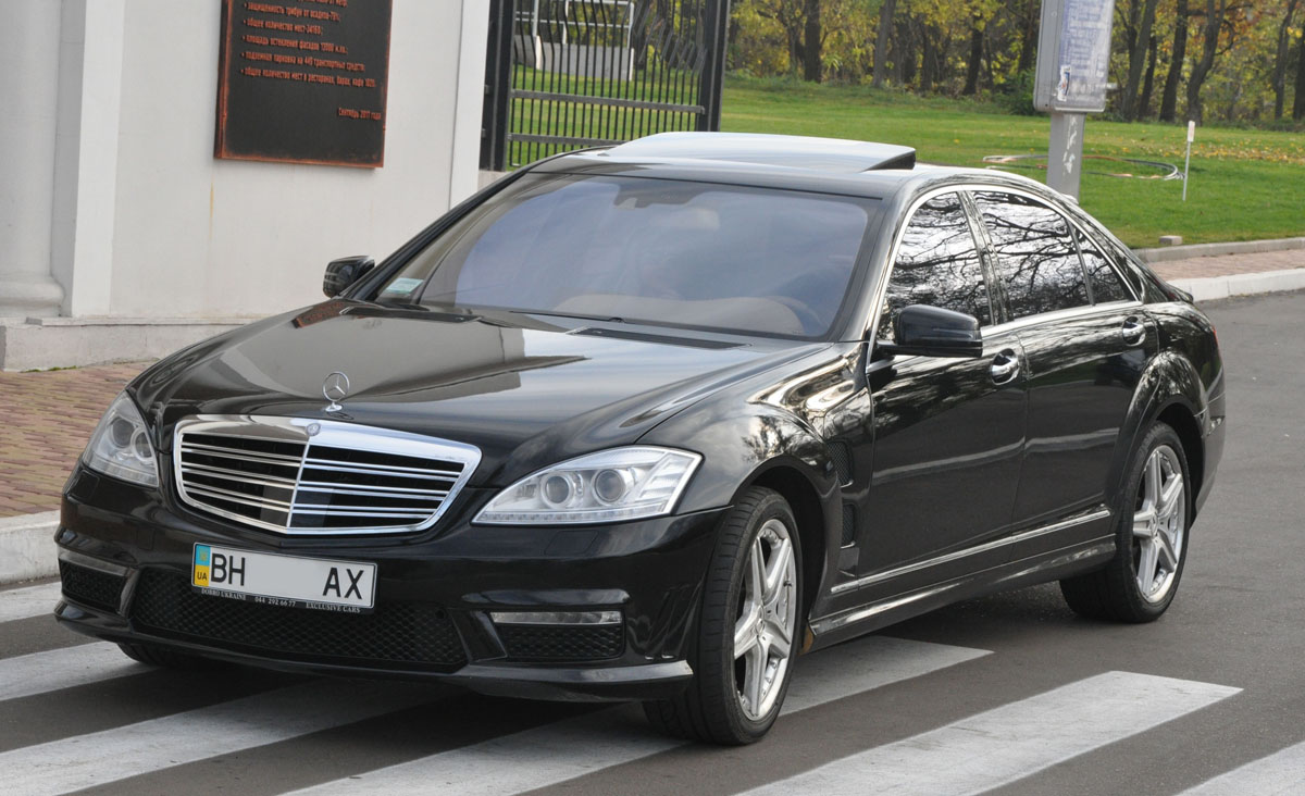 Vip Car With Driver In Ukraine And Odessa Vip Taxi