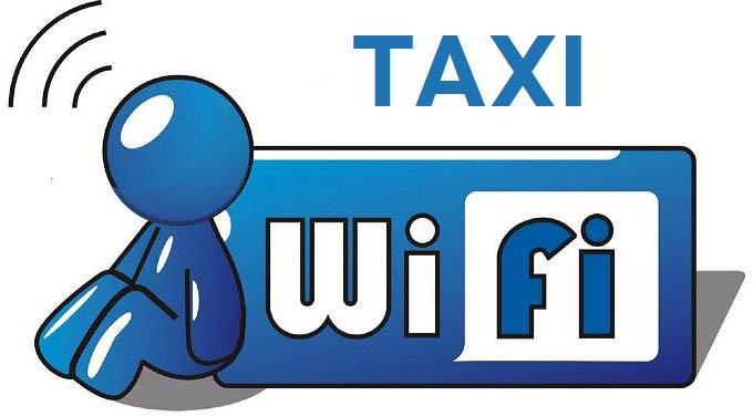 WiFi Интернет в такси