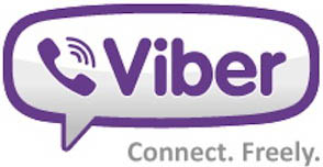 Call us from your Viber application